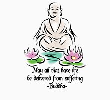Vegetarian Quote Buddha T-Shirt
