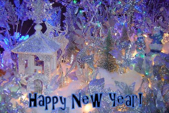 Happy New Year! by AuntDot