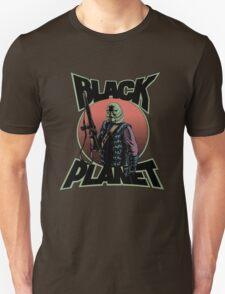 Black Planet Unisex T-Shirt