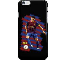 Xavi - BCN football player iPhone Case/Skin