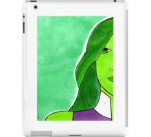 She Hulk – Legal Eagle & Badass Superhero iPad Case/Skin