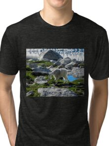 Mountain Goat Tri-blend T-Shirt