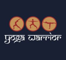 Yoga Warrior - Yoga T-Shirt One Piece - Short Sleeve