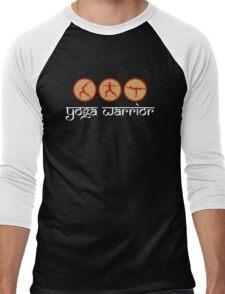 Yoga Warrior - Yoga T-Shirt Men's Baseball ¾ T-Shirt