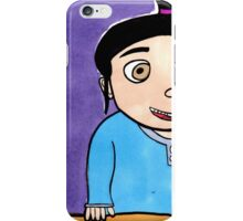 What About Goodnight Kisses? - Agnes from Despicable Me  iPhone Case/Skin