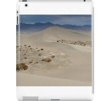 End of the Dunes iPad Case/Skin