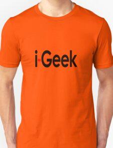 i-Geek Cool Shirt Top Design T T-Shirt