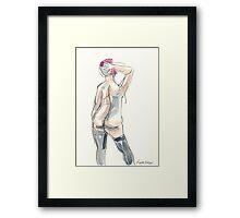 Annie  Framed Print