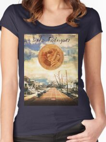 Sixto Rodriguez  Women's Fitted Scoop T-Shirt