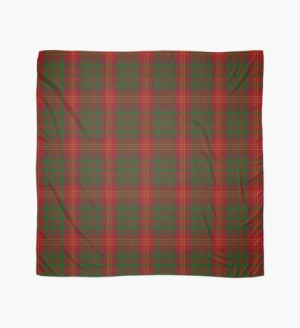 00033 Burns 1930 Clan Tartan  Scarf