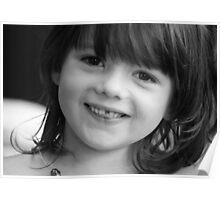 a dear little girl Poster