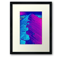 Midnight at the Oasis Framed Print
