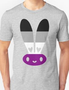 Luvmilk Ace Rabbit Logo Unisex T-Shirt