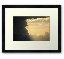 Storm - Carrum Downs Framed Print