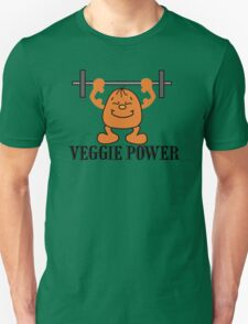 Veggie Power Unisex T-Shirt