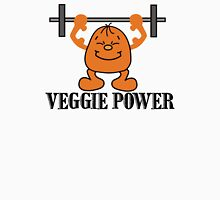 Veggie Power Womens Fitted T-Shirt