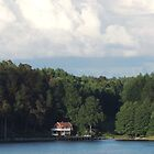 Island Home - Sweden by mikequigley