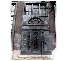 Doors of Europe-Amsterdam 2 Poster