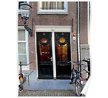Doors of Europe-Amsterdam 3 Poster