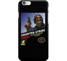CS:GO Retro T-Shirt iPhone Case/Skin