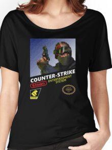 CS:GO Retro T-Shirt Women's Relaxed Fit T-Shirt