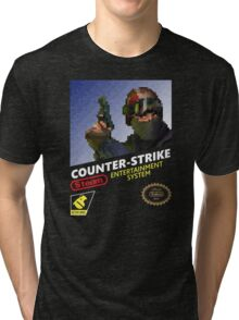 CS:GO Retro T-Shirt Tri-blend T-Shirt