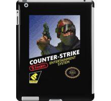CS:GO Retro T-Shirt iPad Case/Skin