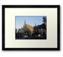 Oude Kirk Church 1 Framed Print