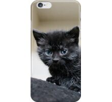 Small but purrfectly formed iPhone Case/Skin