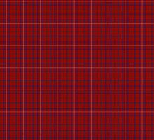 00038 Rose Clan/Family Tartan  by Detnecs2013