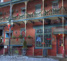 Jim Thorpe Pub by Sharon Batdorf