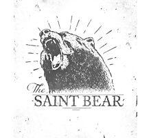 The Saint Bear Photographic Print