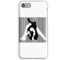 MMA MIXED MARTIAL ARTS TRIANGLE CHOKE 2 iPhone Case/Skin