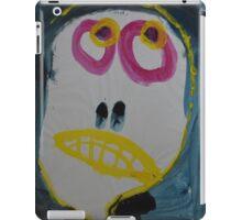 Elisabeth - Graphic Portrait In Acrylic iPad Case/Skin