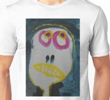 Elisabeth - Graphic Portrait In Acrylic Unisex T-Shirt