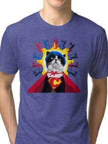 It's Supercat! Tri-blend T-Shirt