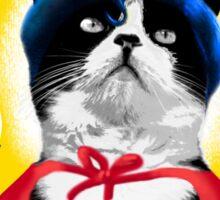 It's Supercat! Sticker