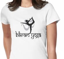 Bikram Yoga Womens Fitted T-Shirt