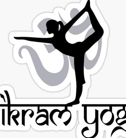 Bikram Yoga Sticker