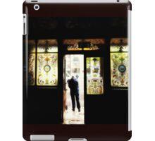Crown bar Belfast in Orton iPad Case/Skin