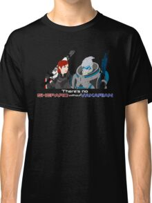 There's no Shepard without Vakarian Classic T-Shirt