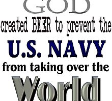 God, Beer & the U. S. Navy by MGR Productions