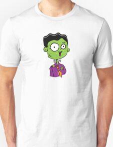 Frankenstein's Cute Formal Monster Unisex T-Shirt