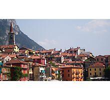 Varenna, Italia Photographic Print
