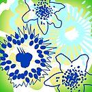 Joys Of Spring Floral Pattern Version 2 (see description) by Ra12