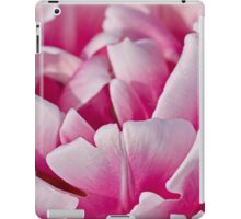 Touch of Pink Tulip iPad Case/Skin
