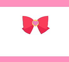 Sailor Chibi Moon Bow by wefit