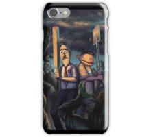 Bert Of The Dead iPhone Case/Skin