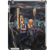 Bert Of The Dead iPad Case/Skin