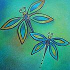 Loving Butterflies by FoxyArtz